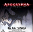 Apocrypha Adventure Card Game Box One : The World